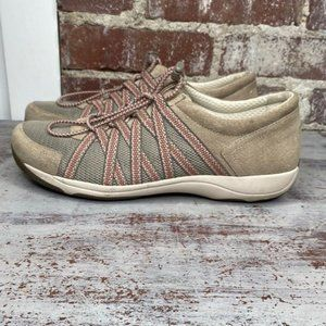 Dansko Honor Suede Comfort Sneaker